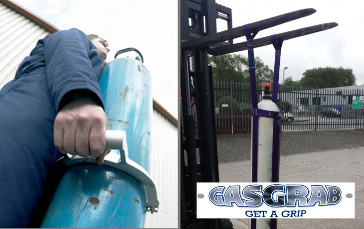 Safety Gas Can >> Gas Grab - Offshore Handling Systems